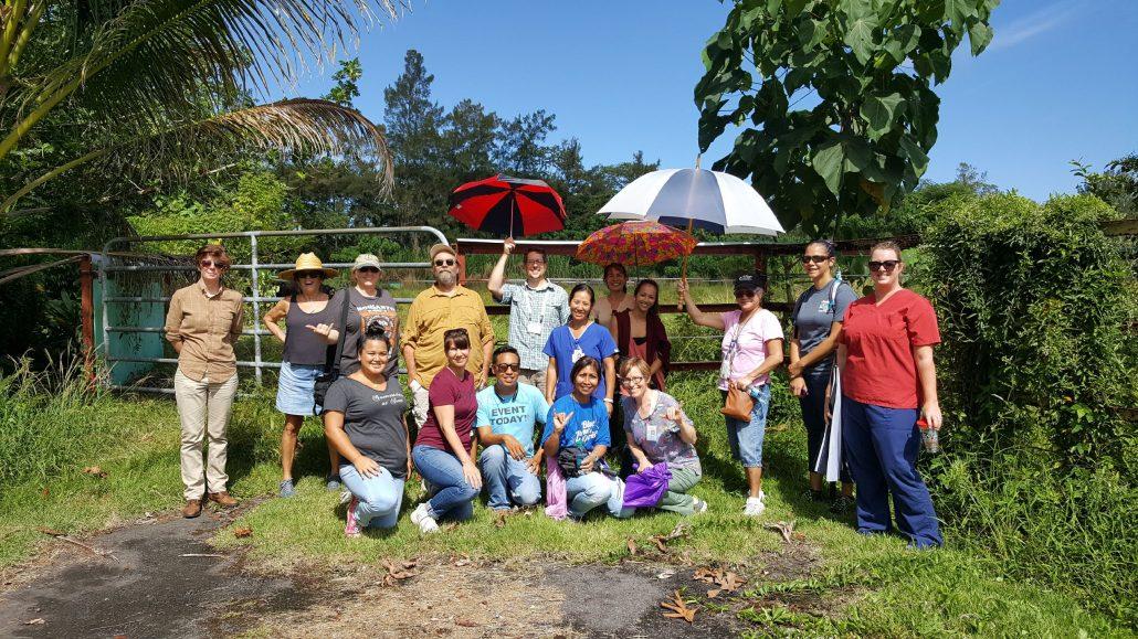 Pana'ewa Farm Perspectives Field Trip