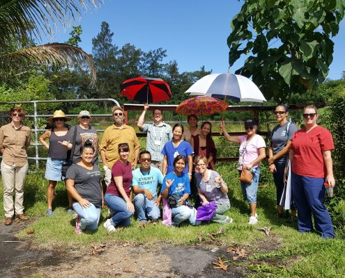 Pana'ewa Farm Perspectives Field Trip