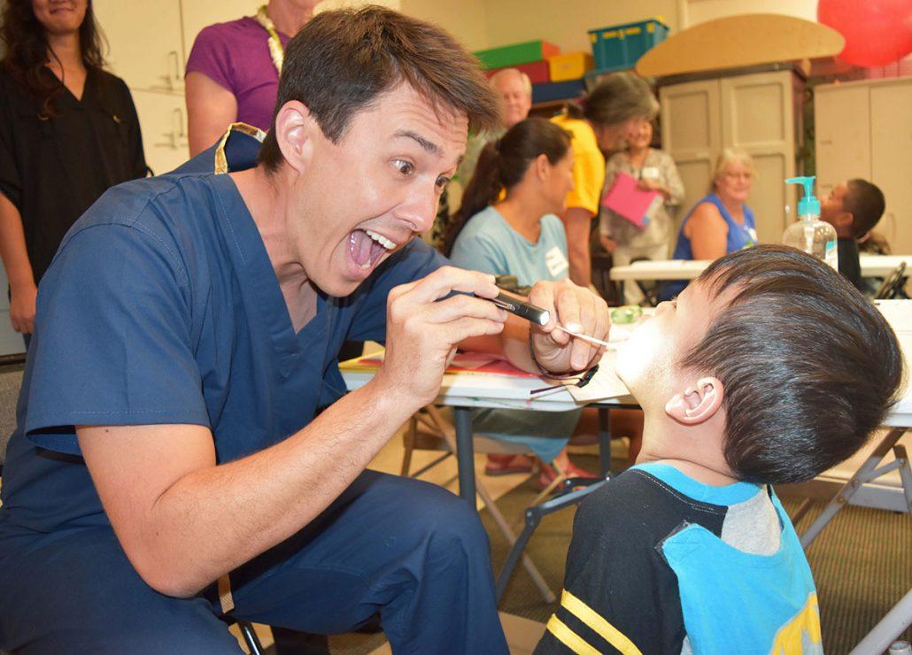 Oral Health Screening Training w/ Dr. Gavin Uchida