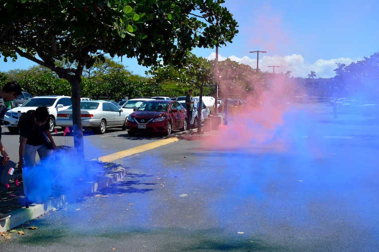 Smoke Bombs