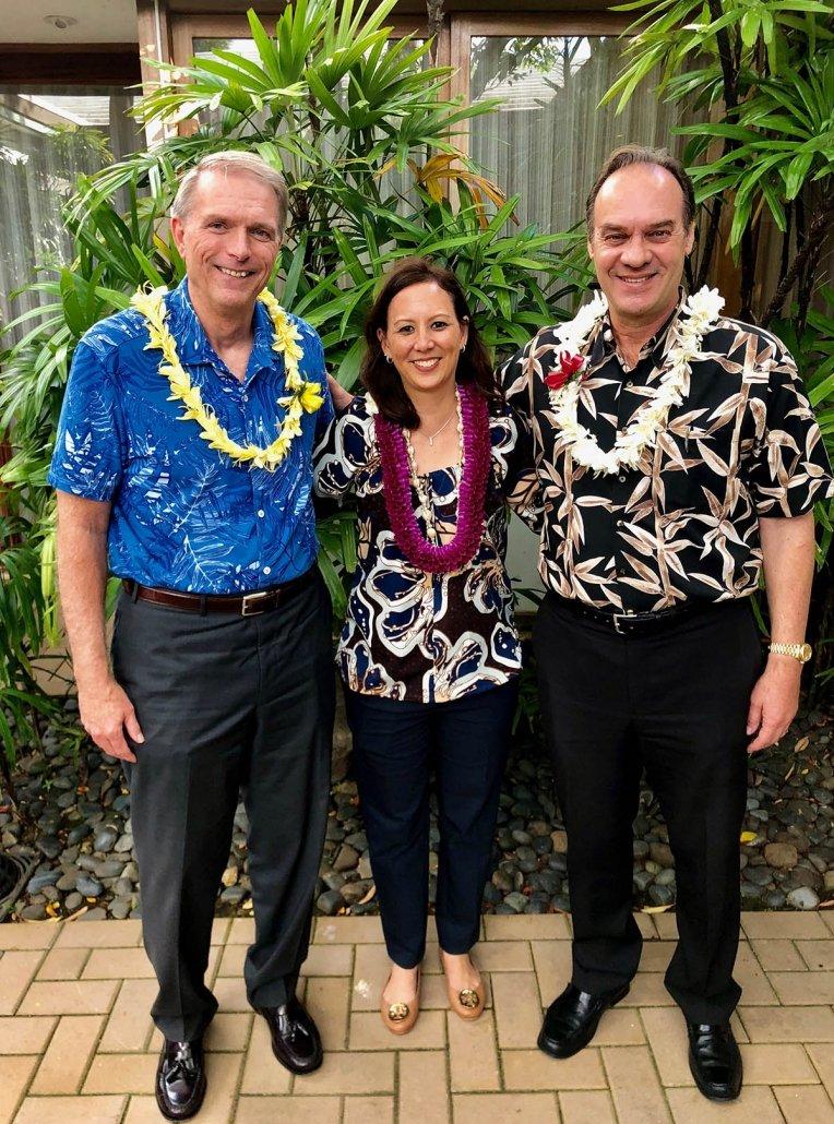 David Underriner (Kaiser Permanente), Frank Richardson (Kaiser Permanente), Jessica Yamauchi (HIPHI)