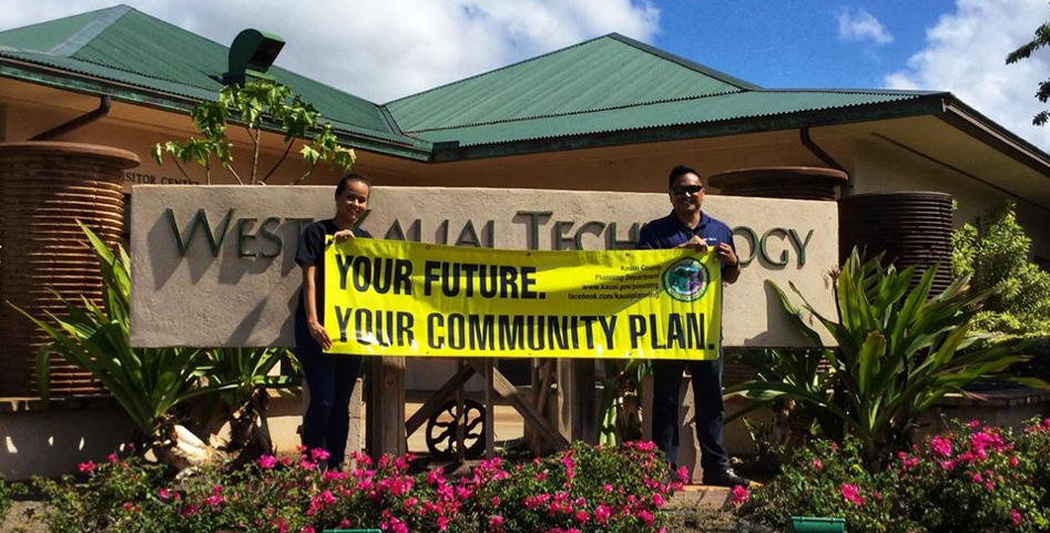 Kauai West Side Community Plan