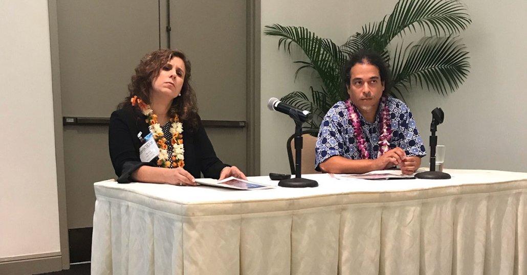 Dr. Halpern-Felsher and HIPHI's Kevin Ramirez address youth vaping.