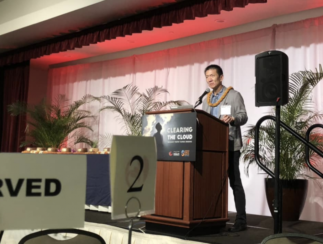 Lt. Governor Doug Chin kicks off Hawaii's first-ever ESD conference to tackle youth vaping.