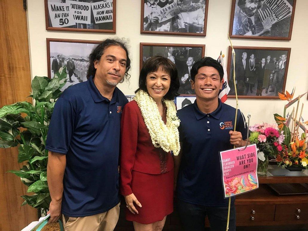 HIPHI w/ Senator Donna Kim