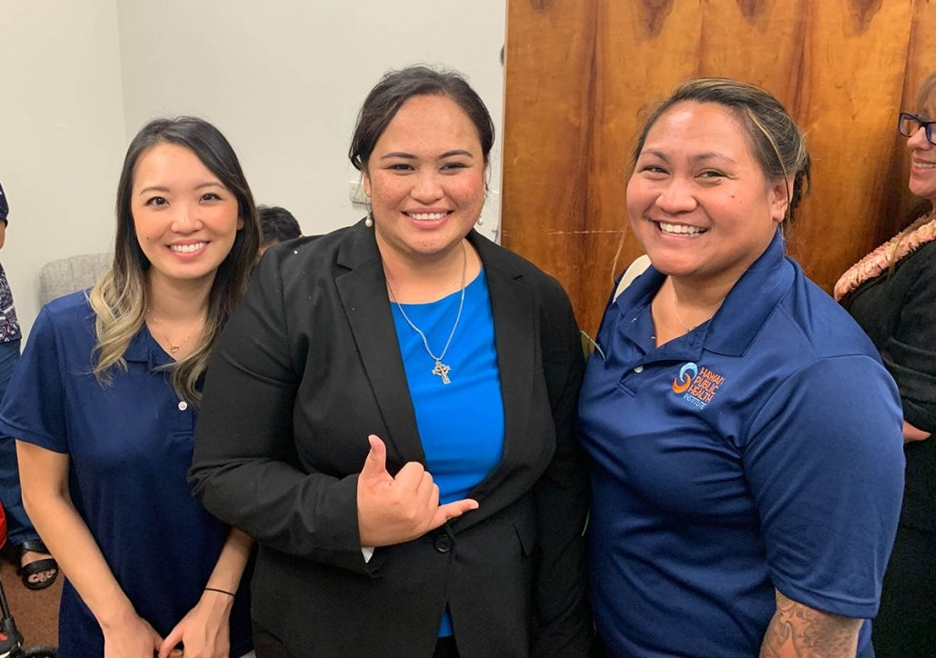 HIPHI w/ Rep Stacelyn Eli