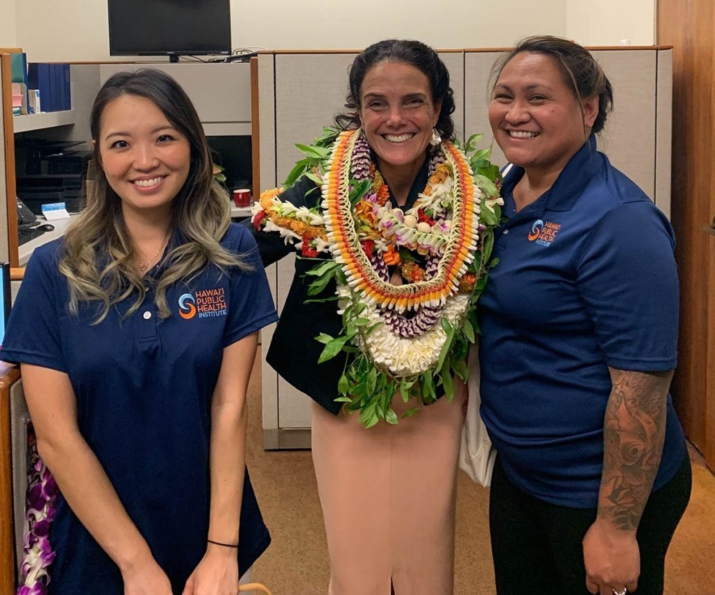 HIPHI w/ Rep. Amy Perusso